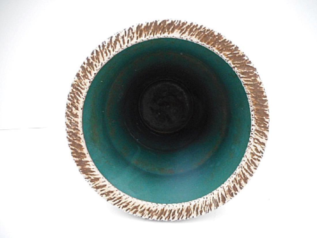 Brisdoux Mid Century Art Pottery Vase - 3