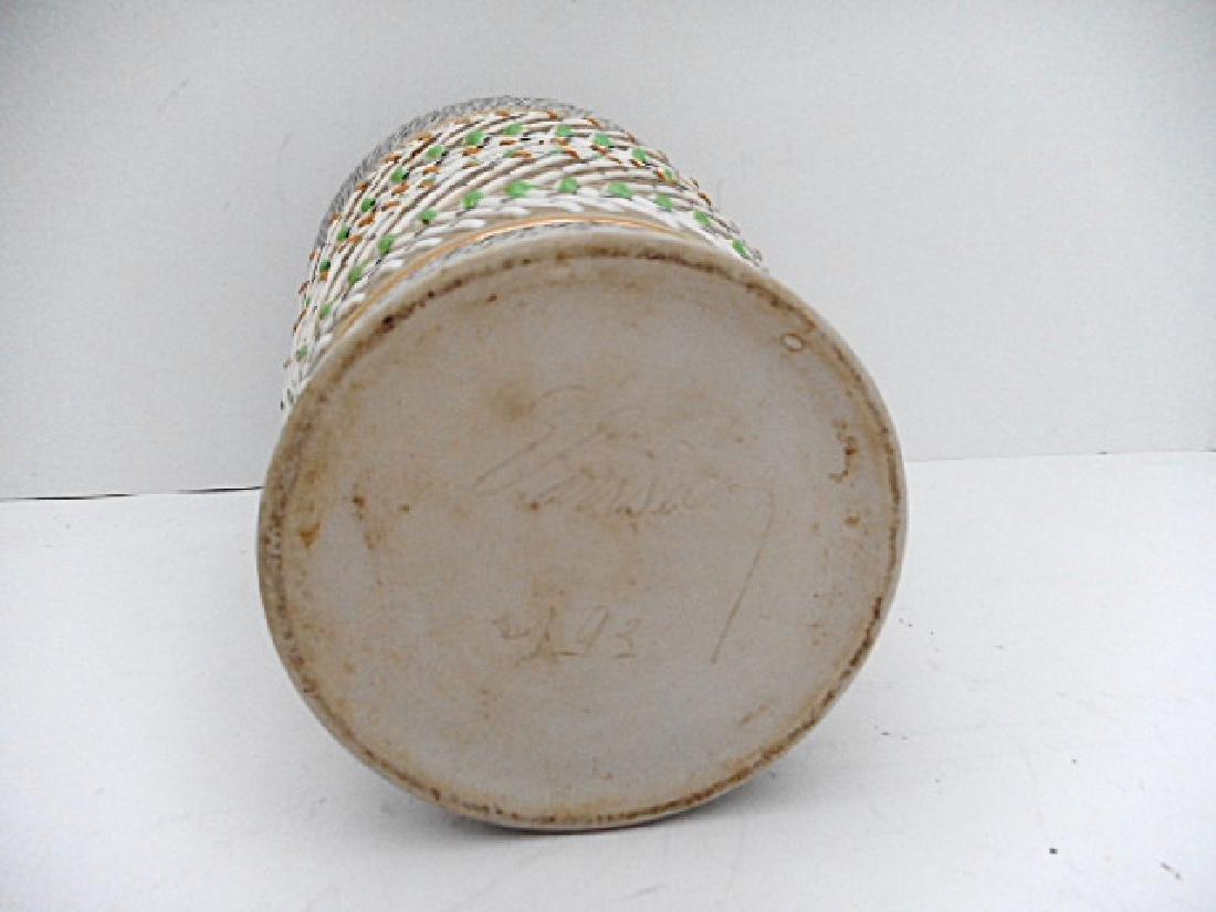Brisdoux Mid Century Art Pottery Vase - 5