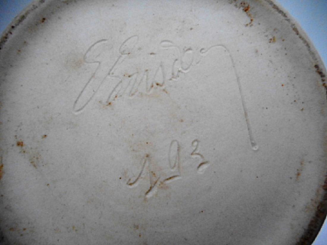 Brisdoux Mid Century Art Pottery Vase - 6