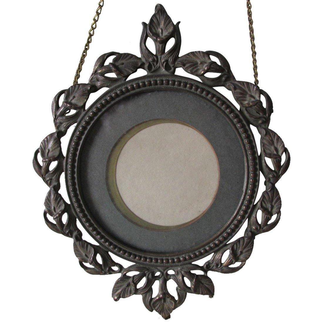 Antique Art Nouveau Hanging Picture Frame