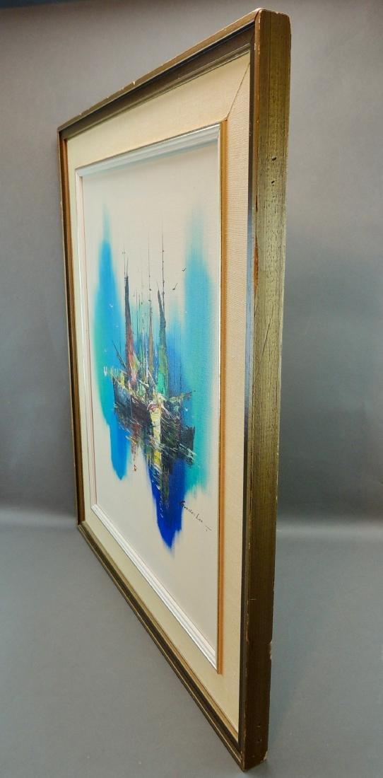 Gordon Lee: Nautical Scene, Signed - 6