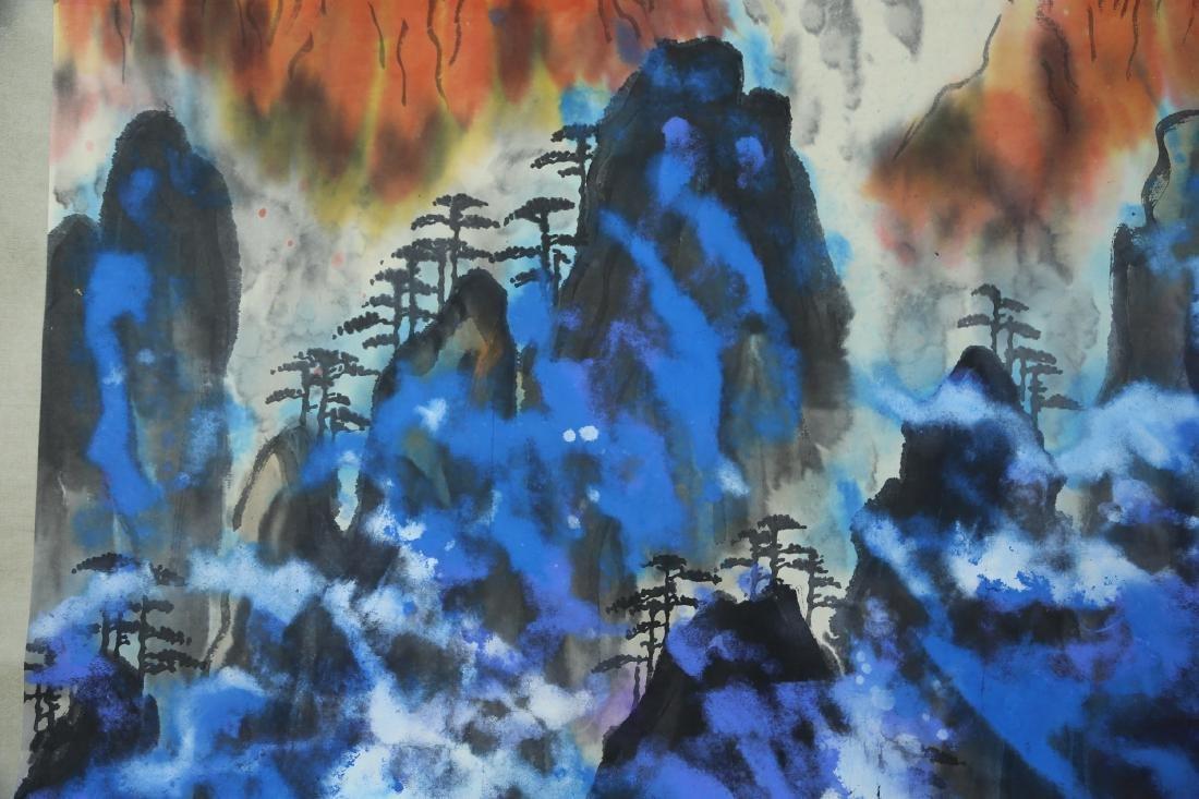 Chinese Painting by Liu Hai Shu - 9