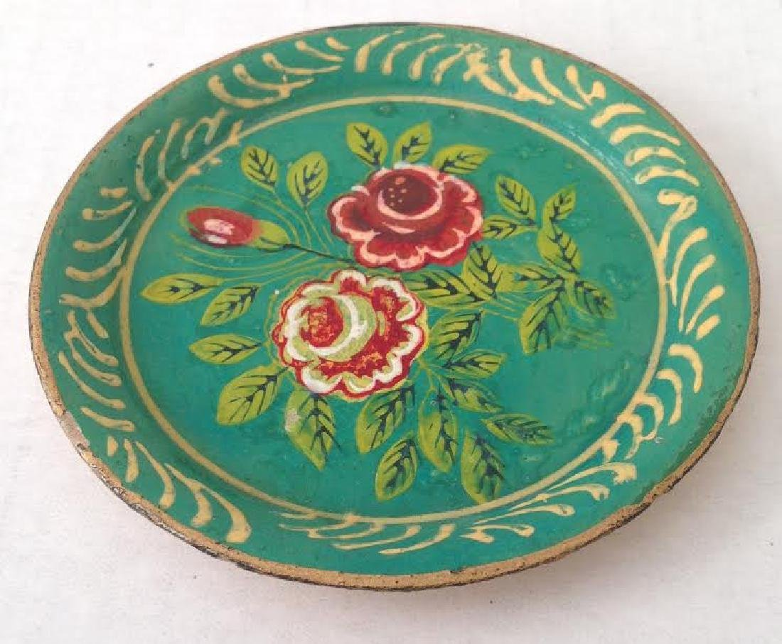Petite Japanese Hand Painted Tray