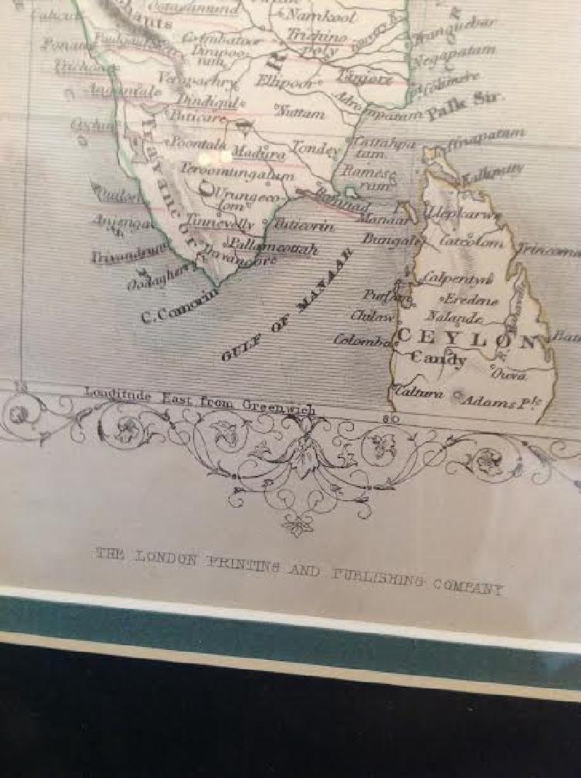 J Rapkin - Antique Map of British India - 10
