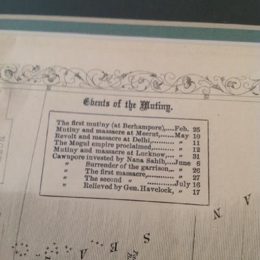 J Rapkin - Antique Map of British India - 8