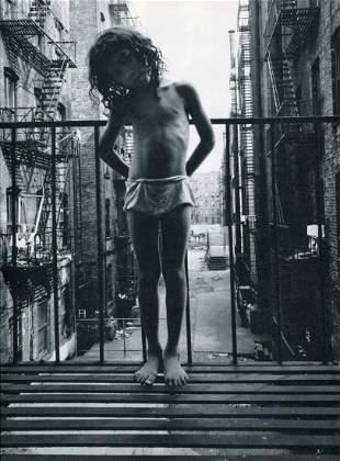 BRUCE DAVIDSON: Harlem III