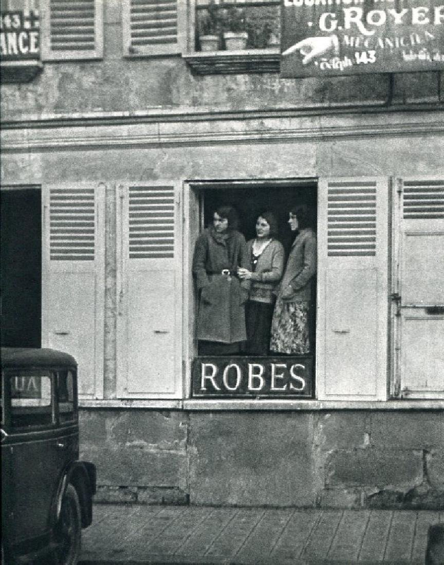 """ANDRE KERTESZ: """"Something Interesting"""", 1930"""