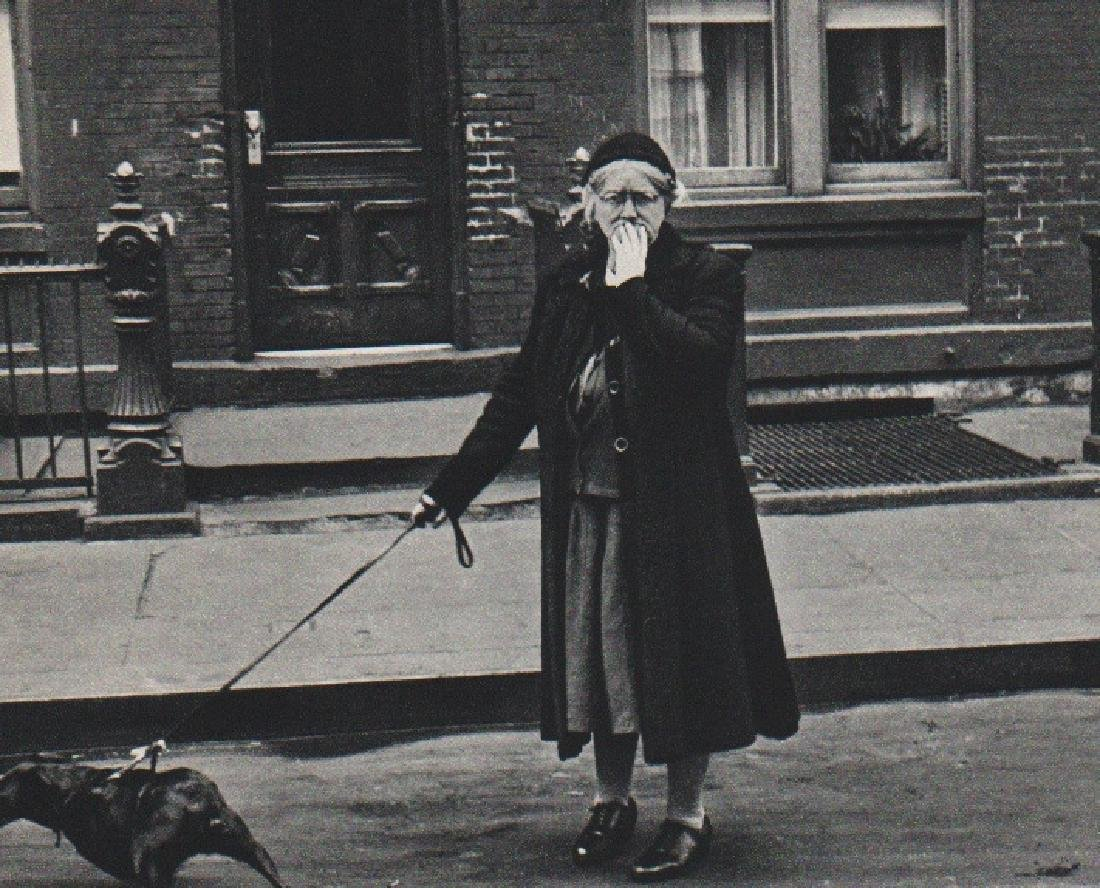 HELEN LEVITT: New York Streets III
