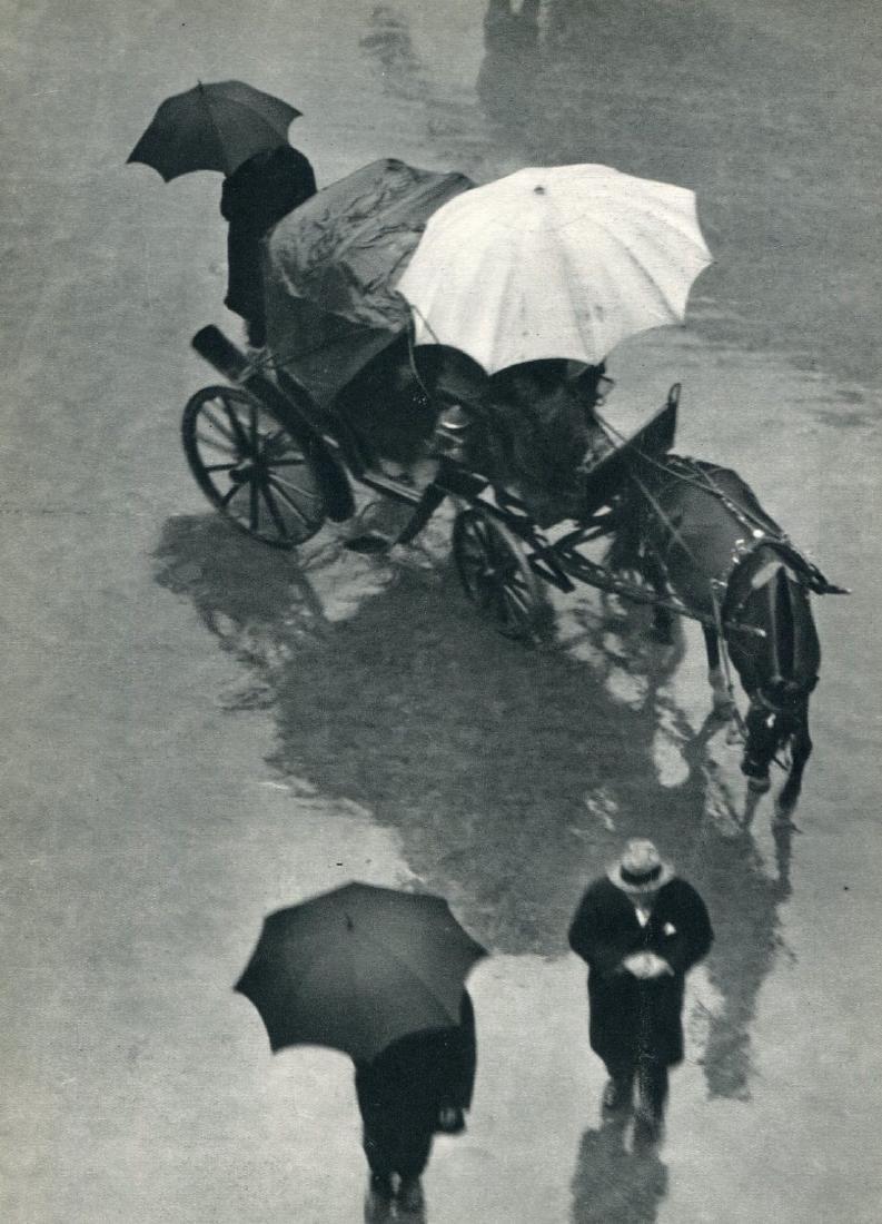 MARTIN MUNKACSI: Rainy Day