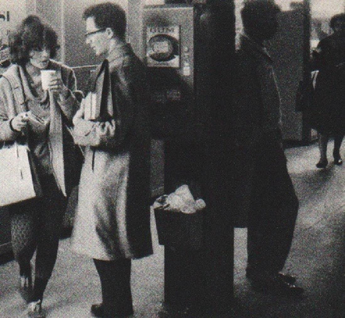 WINOGRAND: Love in the Subway V