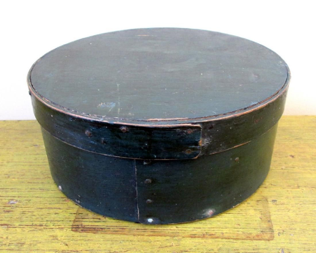 Painted Pantry Box