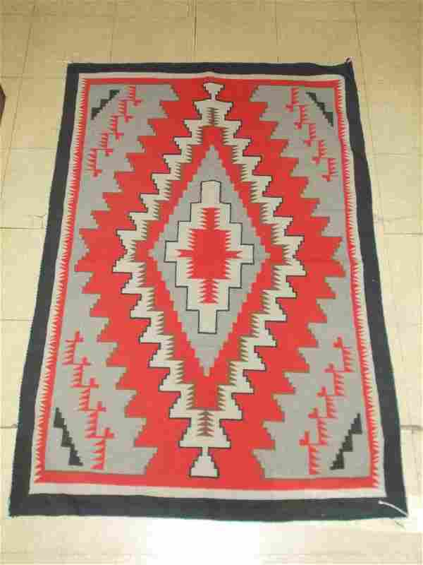 Native American Woven Rug