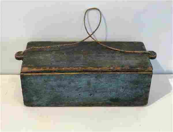 Sailor's Hanging Ditty Box