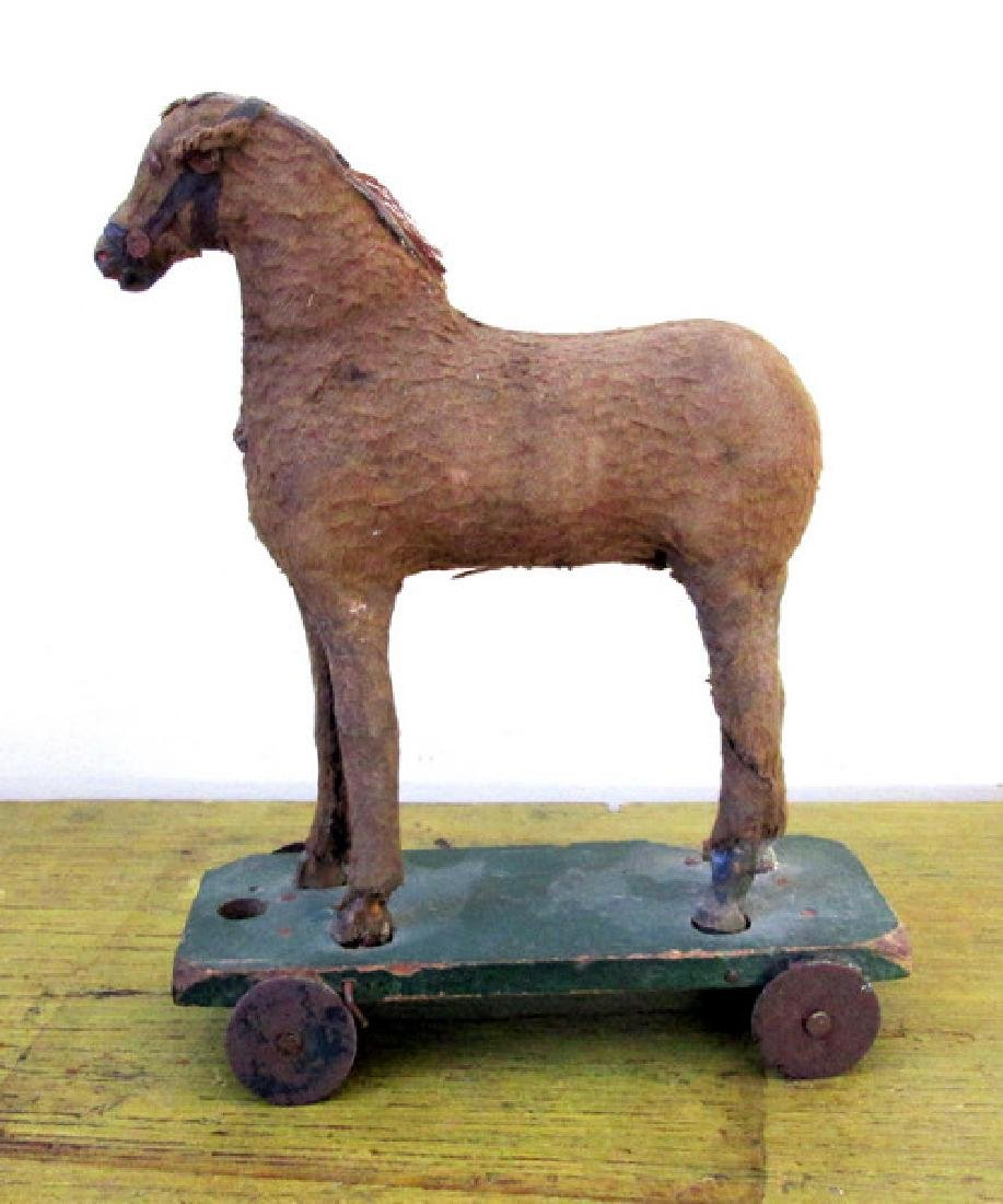 Wooden Toy Horse - 2