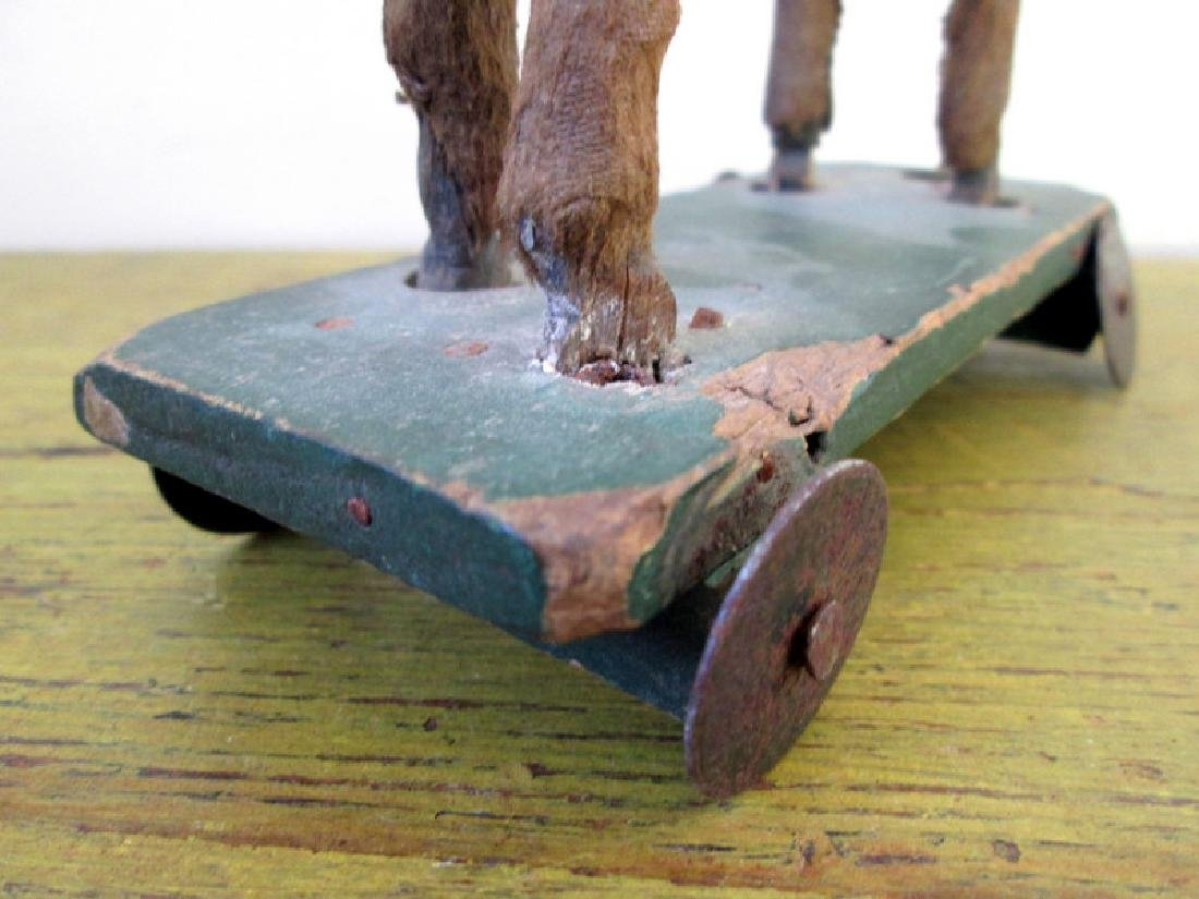 Wooden Toy Horse - 6