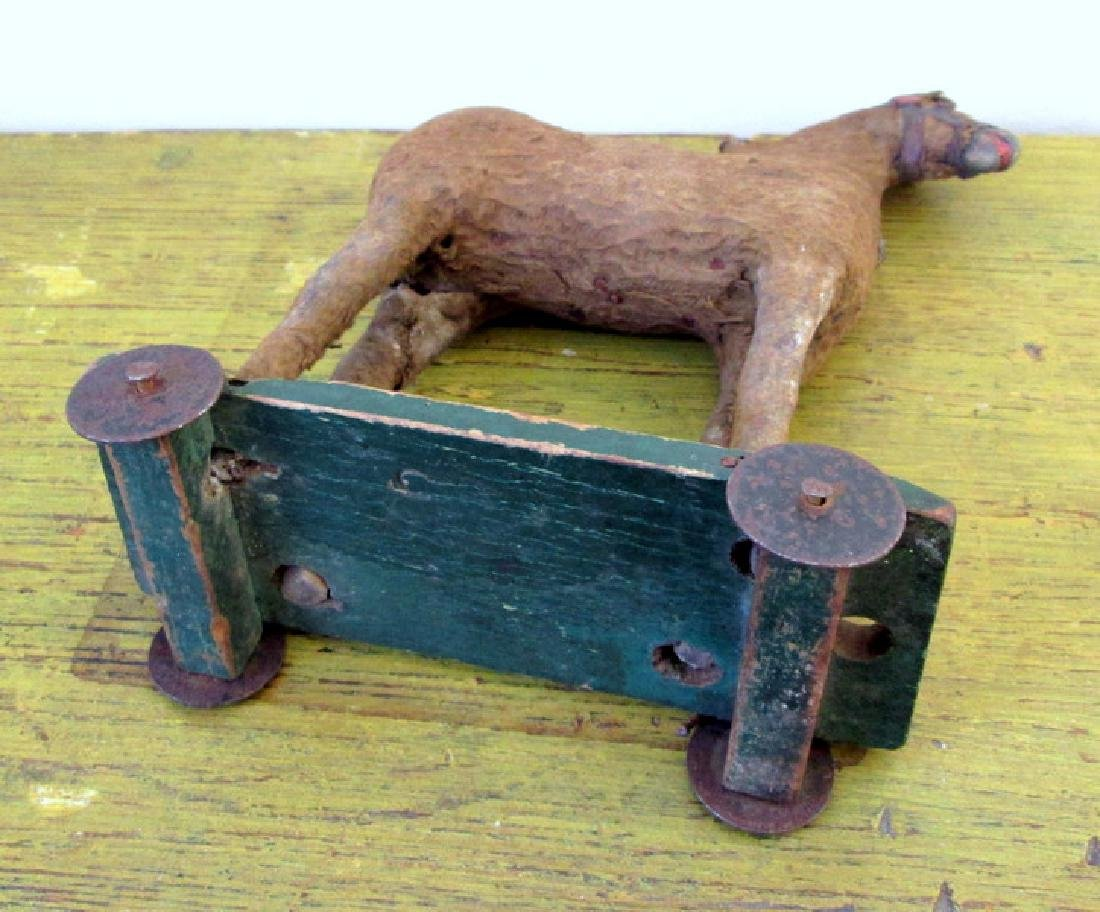 Wooden Toy Horse - 7