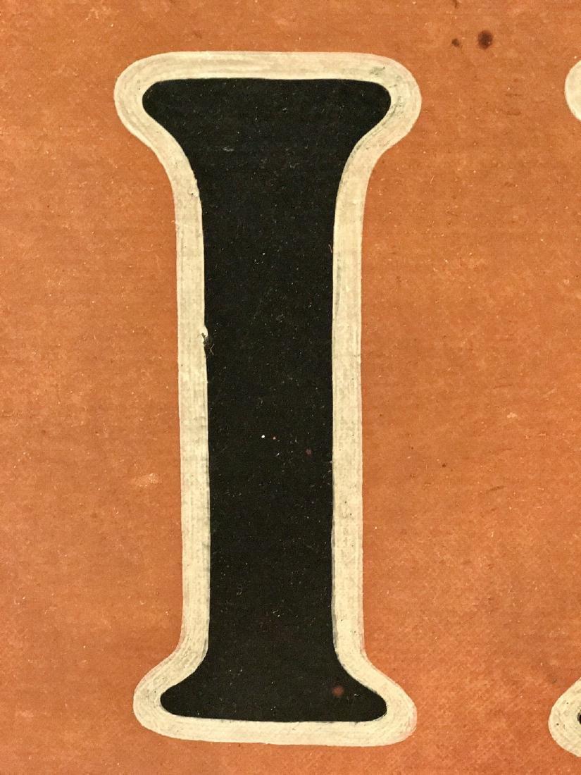 WAYSIDE INN Tavern Sign - 2