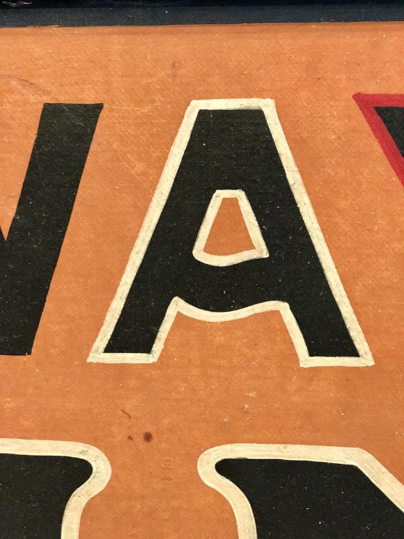 WAYSIDE INN Tavern Sign - 3