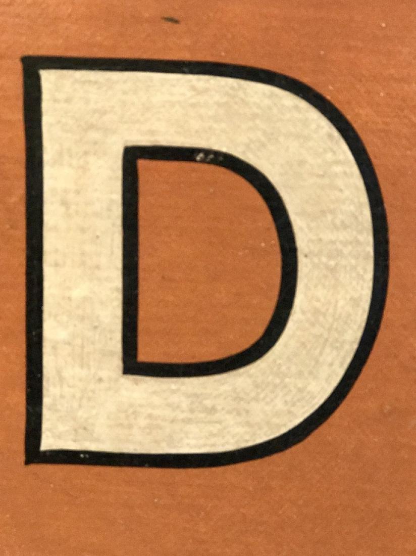 WAYSIDE INN Tavern Sign - 5