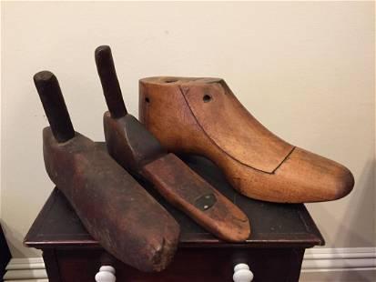 Shoemakers Mold & Shoe Trees