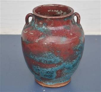 Jugtown Pottery Jar