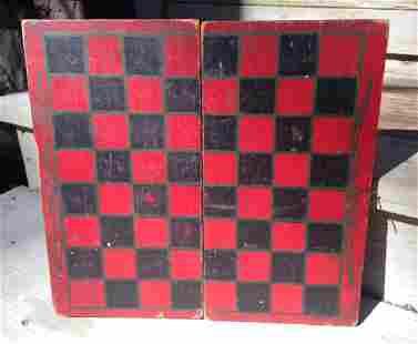 Plywood Folding Game Board