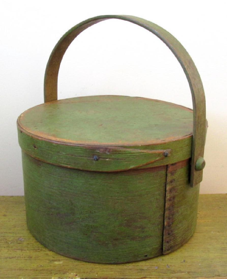 Bail Handled Pantry Box