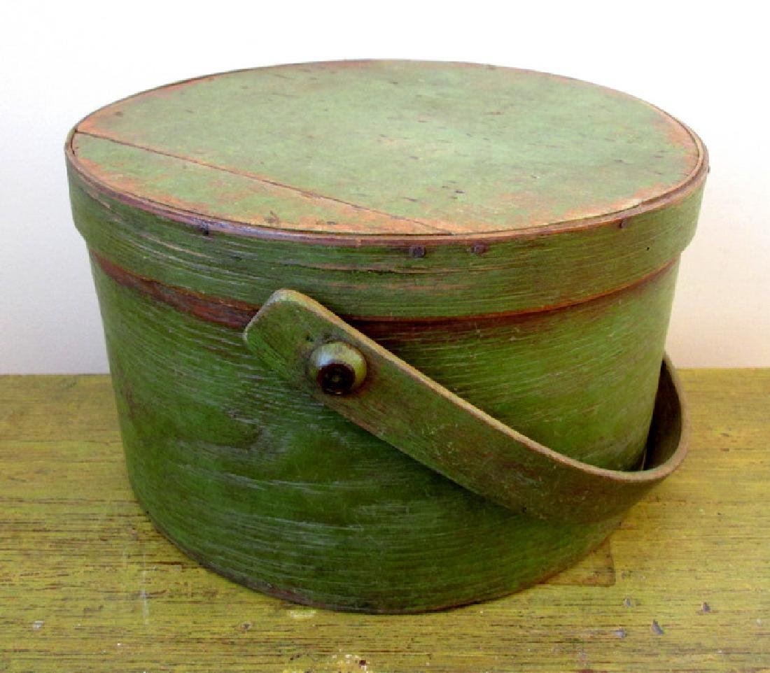 Bail Handled Pantry Box - 4