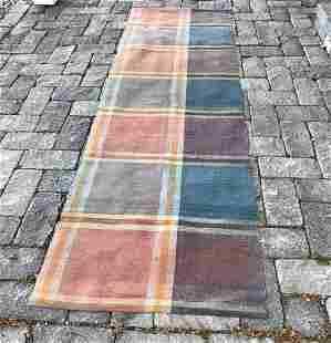 Early Rag Carpet Strip