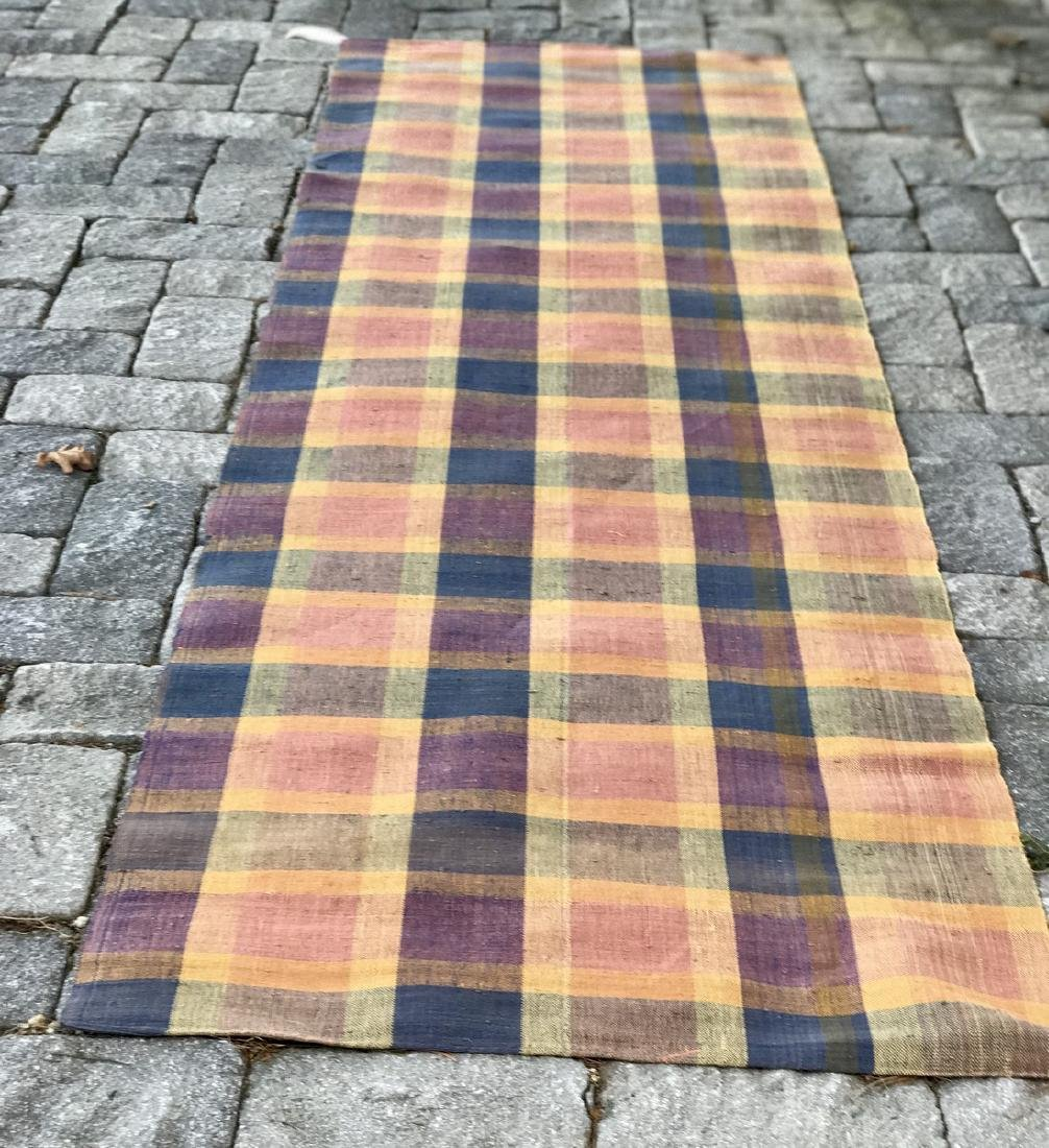 Early Rag Carpet Strip