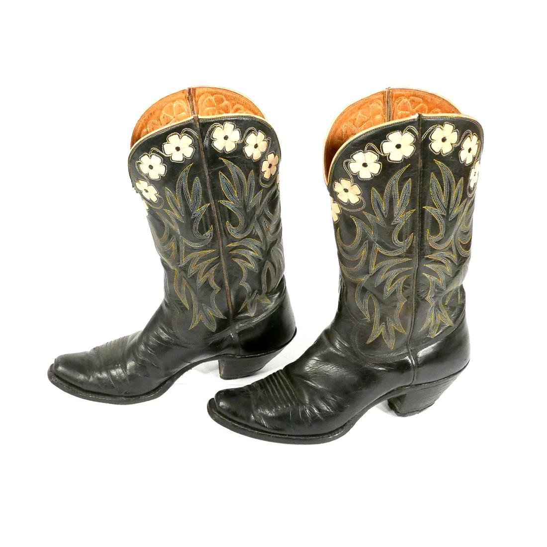 C.H. Hyer Benchmade Cowboy Boots