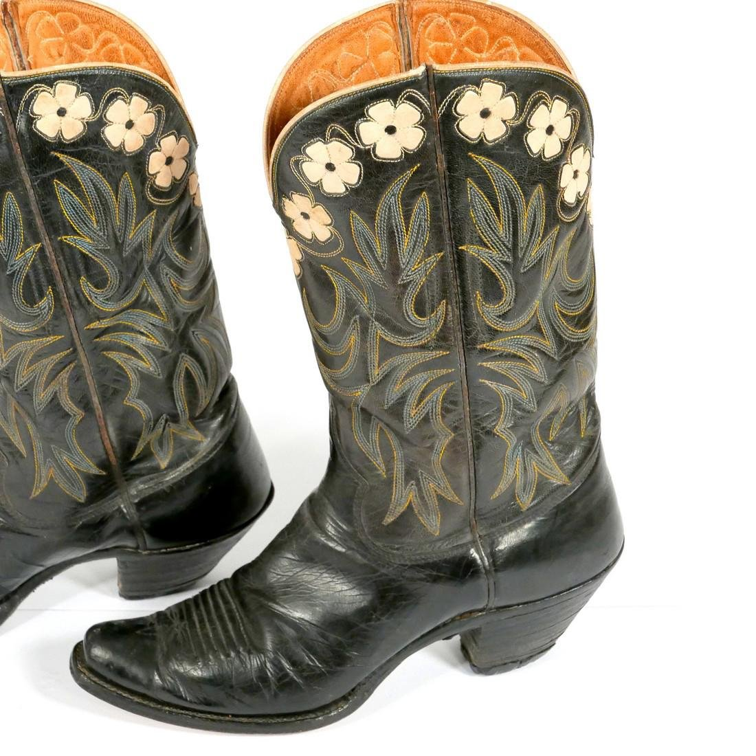 C.H. Hyer Benchmade Cowboy Boots - 2