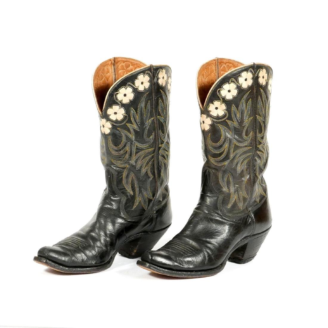 C.H. Hyer Benchmade Cowboy Boots - 3