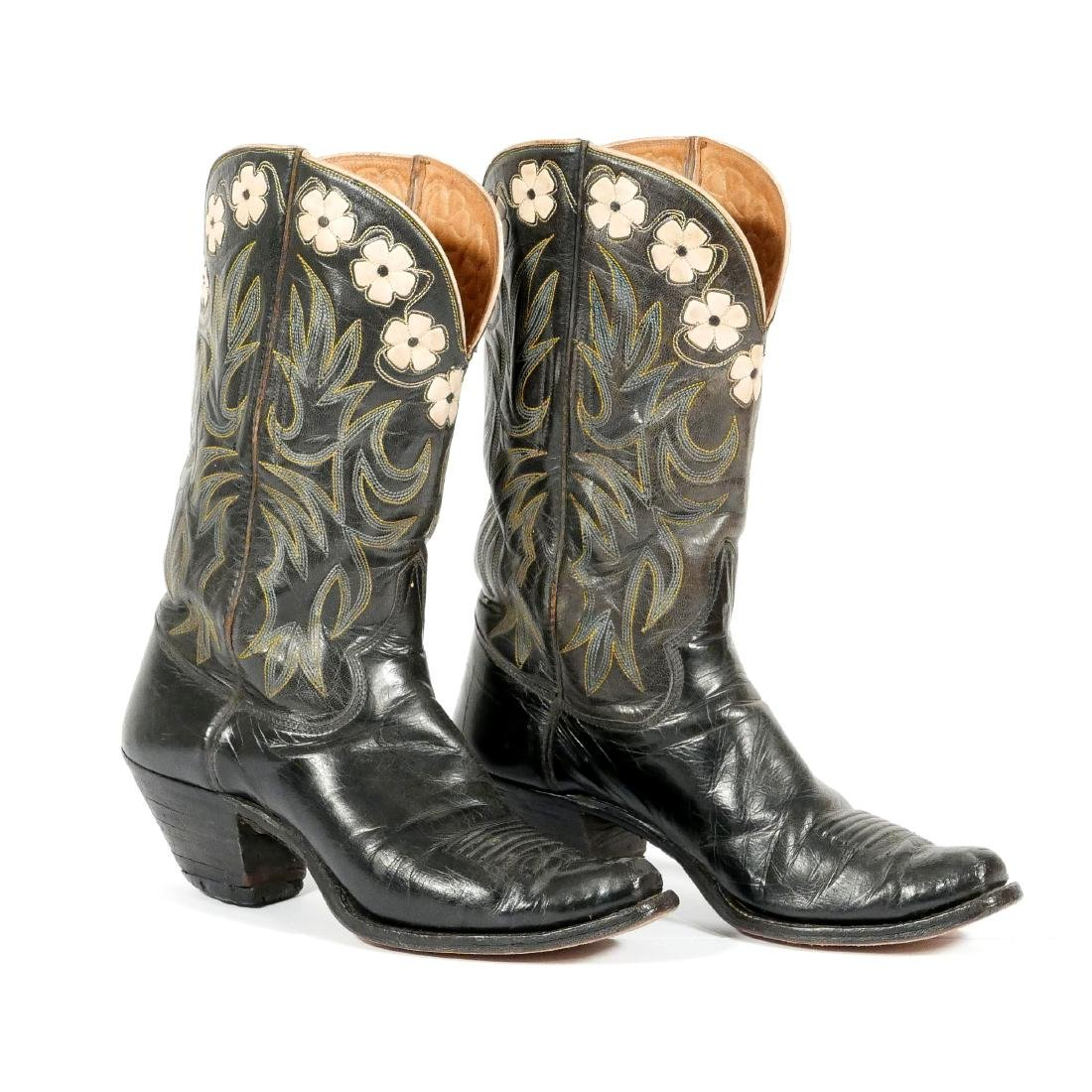 C.H. Hyer Benchmade Cowboy Boots - 4