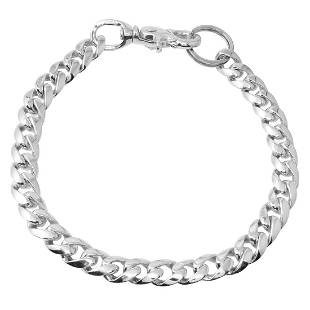 Chrome Hearts Sterling Silver Wallet Chain