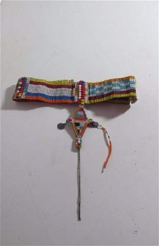 Maasai Headband
