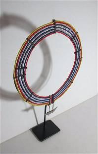 Maasai Beaded Collar