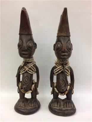 Pair of Ibeji Doll