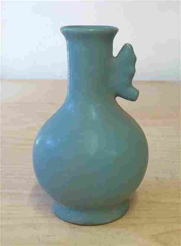 Chinese Ru Glaze Vase, Qing Thru Ming Period