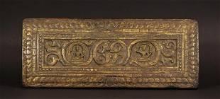 Wooden Manjushree Bookcover