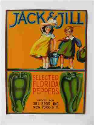 """Jack & Jill Bramd"" Florida Peppers"