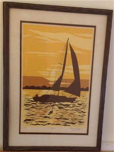 Patricia Ryan, Signed Lithograph (6/15)