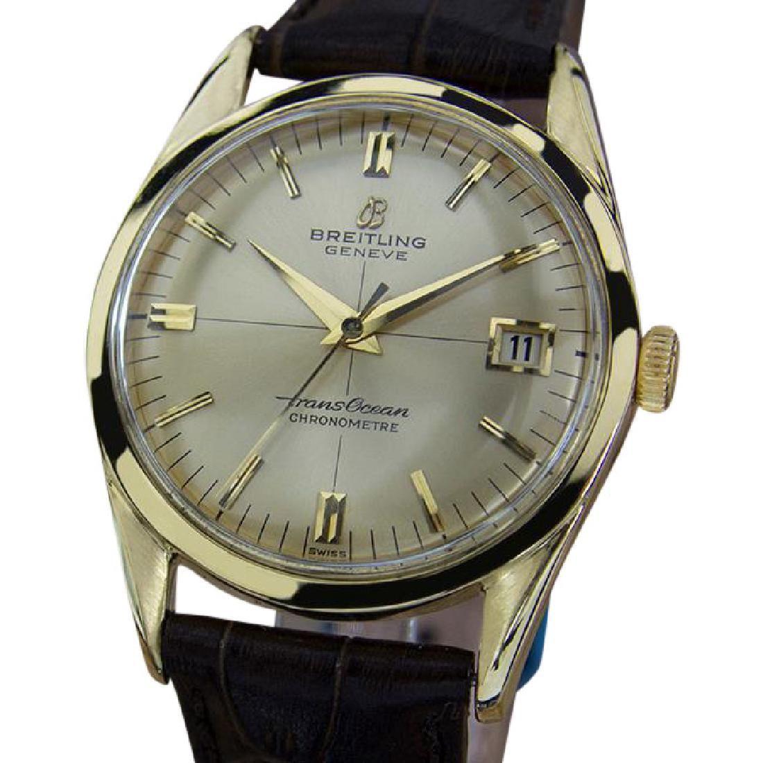 BREITLING | Trans Ocean Chronometre | 1960