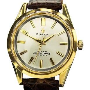 BUREN | Super Slender Automatic | 1960s