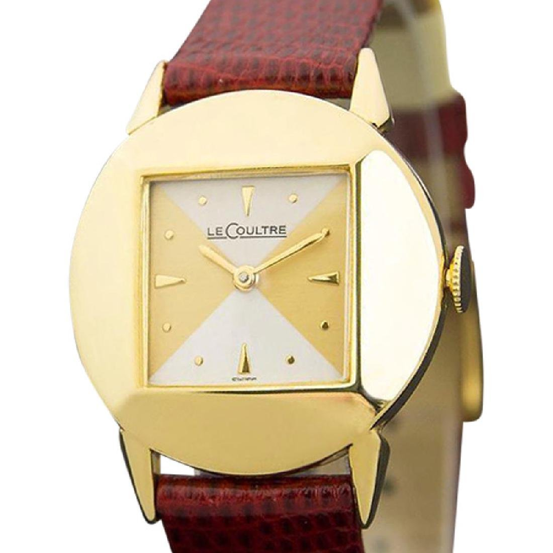 LECOULTRE | Swiss Manual | 1960s