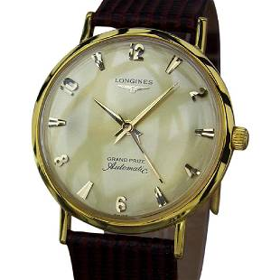 LONGINES | Grand Prize Automatic | 1960s