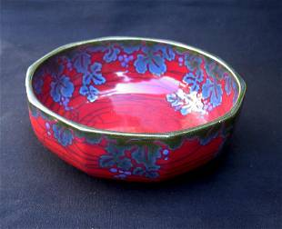 German Jugendstil Bowl by Waechtersbach