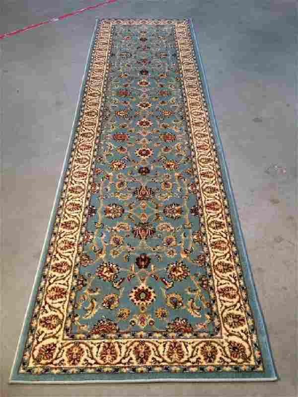 8ft Classic Sarouk Design Runner