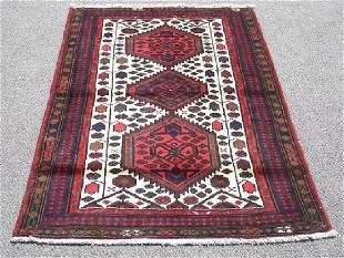 Fine Quality Hand Woven Persian Hamadan 5.0 X 3.3
