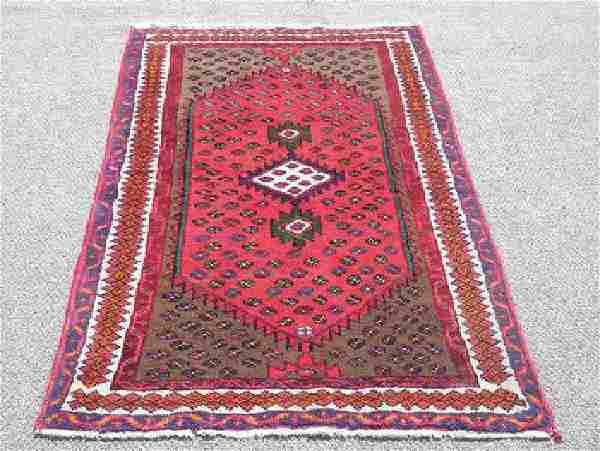 Hand Woven Persian Hamadan 5x3